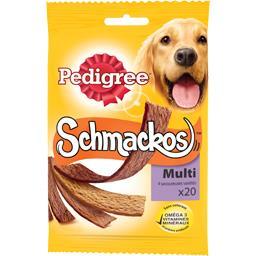 Schmackos - Sticks Multi variétés pour chiens