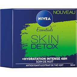 Essentials - Soin de nuit Skin Detox