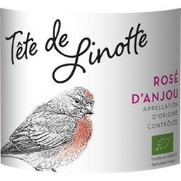 Rosé d'Anjou BIO, vin rosé