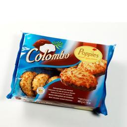 Colombo, pâtisseries à la noix de coco au chocolat