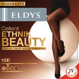 Collant ethnik beauty  peaux metissees t4