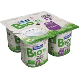 Yaourt nature 0% de MG BIO