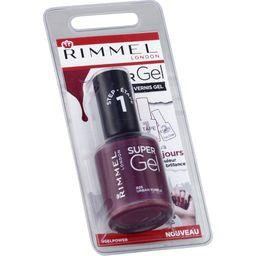 Super Gel - Vernis gel Urban Purple 025