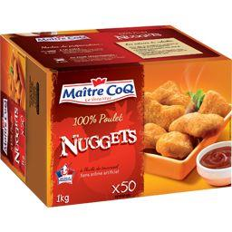 Maître Coq Nuggets 100% poulet