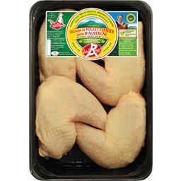 Cuisse de poulet jaune Label Rouge