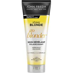Sheer Blonde - Soin démêlant Go Blonder