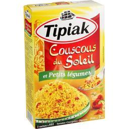 Tipiak Couscous du soleil et petits légumes