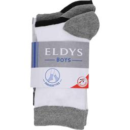 Mi-chaussettes unies basic junior t35/38