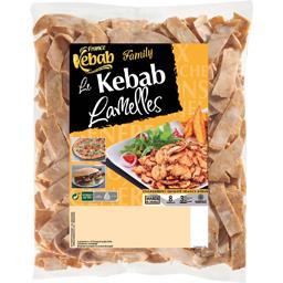 Lamelles de kebab Family