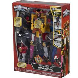 Megazord DX Rumble Tusk Ninja Steel