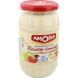 Mayonnaise Fine Recette fouettée aux blancs d'œufs