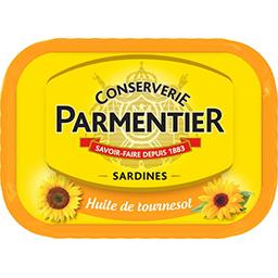 Sardines huile de tournesol