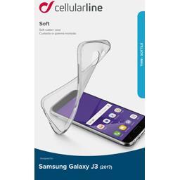 Coque silicone souple translucide Samsung Galaxy J3 2017