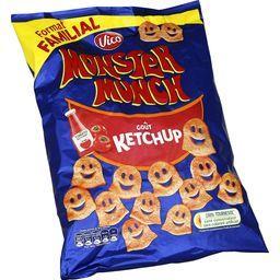 Monster Munch - Petits monstres salés goût Ketchup