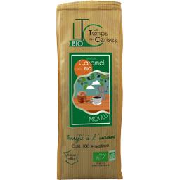 BIO - Café BIO saveur caramel