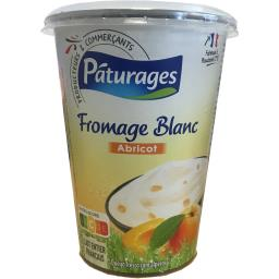 Fromage blanc abricot