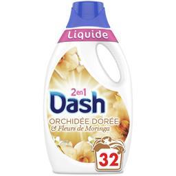 2en1 - orchidée dorée - lessive liquide - 32 lavages