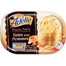 Glace Façon Tarte Tatin aux pommes