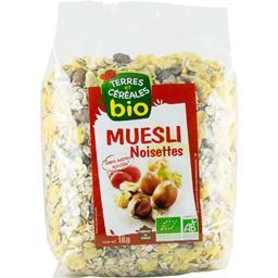 Muesli noisettes BIO