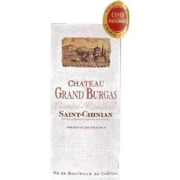 Château saint cels grand burgas, vin rosé