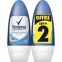 Rexona Anti-transpirant 48 h fraîcheur continue