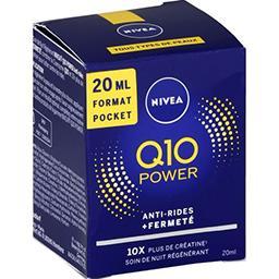 Q10 Power - Soin de nuit anti-rides + fermeté
