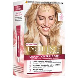 Excellence Crème - Crème colorante Blond très clair ...