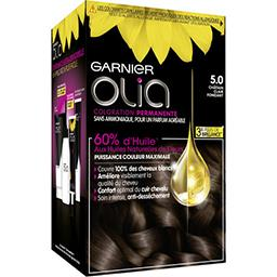 Garnier Olia - Coloration 5,0 châtain clair fondant