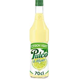 Spécialité à diluer citron vert
