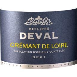 Crémant de Loire blanc brut
