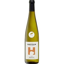 Hauller Alsace Riesling vin blanc sec, 2016