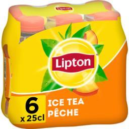 Ice Tea - Boisson au thé et à la pêche