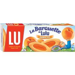 La Barquette de Lulu abricot