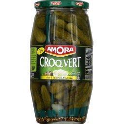 Croq'vert - Cornichons aux 5 épices & aromates