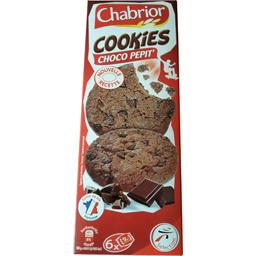 Chabrior Cookies choco pepit' le paquet de 200 g