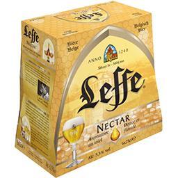Bière Nectar aromatisée au miel