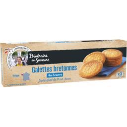 Galettes bretonnes au beurre frais