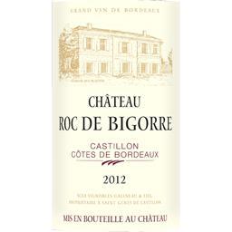 Côtes-de-Castillon , Bordeaux, vin rouge