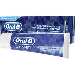 Dentifrice 3D White Arctic Fresh