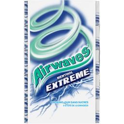 Chewing-gum Extrême menthol sans sucres