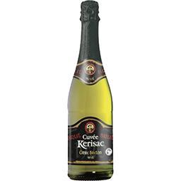 Cidre breton brut