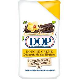 Douche crème vanille douce
