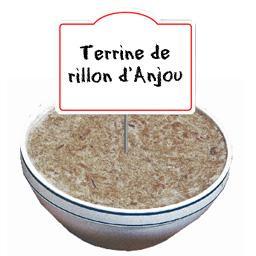 Terrine de RILLON d'Anjou