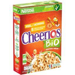 Cheerios - Céréales miel BIO
