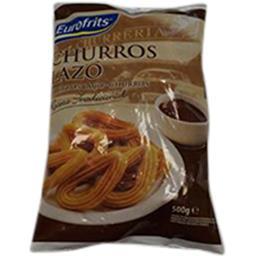 Churros lazo beignets espagnols