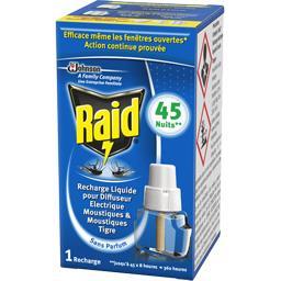 Recharge diffuseur électrique liquide moustiques 45 ...