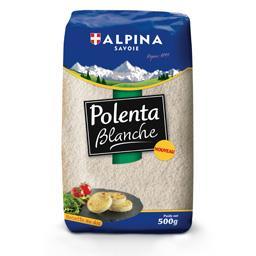 Polenta blanche