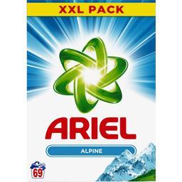 Ariel poudre alpine 69 lavages 4485g