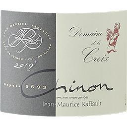 Chinon Domaine de la Croix Jean-Maurice Raffault vin Rouge 2017