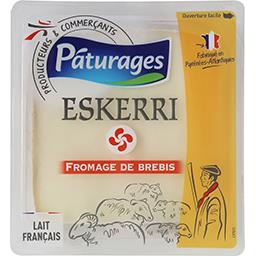 Fromage de brebis Eskerri